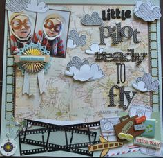 little pilot - Scrapbook.com