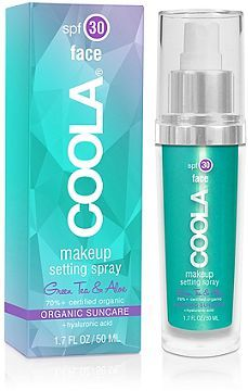 Coola SPF 30 Organic Matte Makeup Setting Spray Ulta.com - Cosmetics, Fragrance, Salon and Beauty Gifts