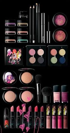 MAC Cosmetics – Fafi for MAC Product Photos