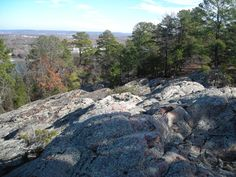 Dardanelle Rock Natural Area – Arkansas Natural Area