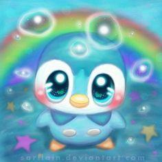 Piplup cute