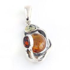 Baltic Amber Modern Pendant