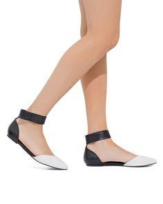 strap flat, dorsay flat, simpl flat, cuff flat, shoe