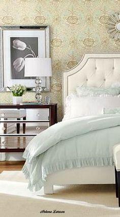 White upholstery hea charisma design