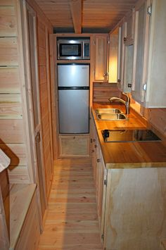 Cape Cod Molecule Tiny House For Sale Two Lofts w Stairs on
