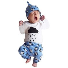 Wounded Warrior Project Printed Baby Girl Unisex Cotton Long Sleeve Jumpsuit Romper with Headband Infant Clothes