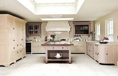 Chalon Classic English Handmade Furniture.  My Dream Kitchen....absolutely love this.