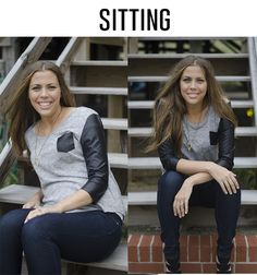 How to look your best in photos - posing