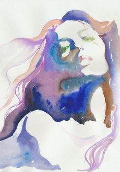 Beautiful watercolor. #art