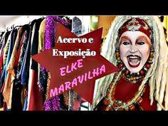 Irmão e amigos de Elke Maravilha expõem acervo da atriz , alguns objetos estão à venda em um bazar. Elke morreu em agosto aos 71 anos; ideia é fazer exposição itinerante.