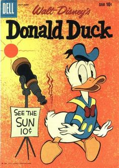 Donald Duck #56 - The Crewless Cruise (Issue)