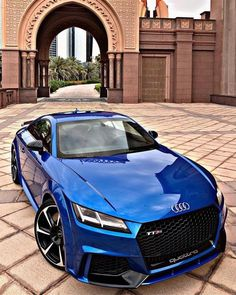I upgraded the jeep to this audi! I mean I only use it for aesthetic, but it mak… I upgraded the jeep to this audi! I mean I only use it for aesthetic, but it makes for good pics Luxury Sports Cars, Top Luxury Cars, Sport Cars, Audi Tt, Audi R8 V10, Audi Cars, Audi Sports Car, Audi R8 Blue, Carros Audi