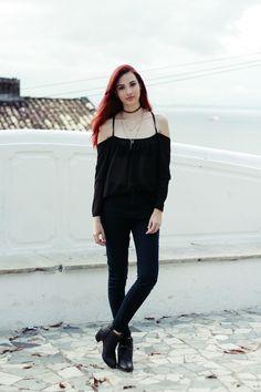 Camila Damásio Blog: LOOKS