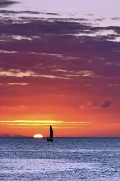 ✮ Key West Sunset ~ the most beautiful sunsets in the world!