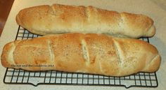 The Cat and the Cauldron: Pinterest Project #42 Crusty French Bread