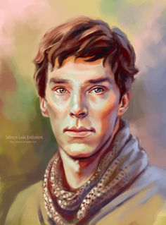 Third star 2 by ladunya on DeviantArt Sherlock Drawing, The Fifth Estate, Motion Capture, Benedict Cumberbatch Sherlock, Portrait Art, Portraits, Cool Names, Marvel, Third