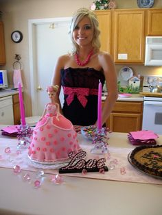 I have been looking for a picture of this barbie cake :)