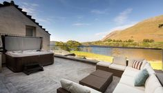 Awesome Lake District Cottages with Hot Tubs In Brilliant Home Remodeling Ideas 33 with Lake District Cottages with Hot Tubs - Home Interior Design Ideas Home Renovation, Home Remodeling, Lake District Cottages, Entry Gates, Home Pictures, Luxury Living, Home Interior Design, New Homes, Outdoor Decor