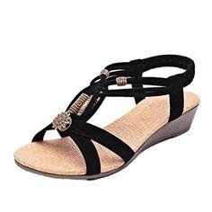 Fortan Damen beiläufige römische Sommer Sandalen Schuhe (... https://www.amazon.de/dp/B01HPCE1GY/ref=cm_sw_r_pi_dp_x_bug8xb5FETQWN