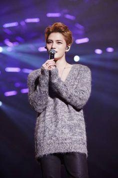 170122 Jaejoong at Seoul Concert