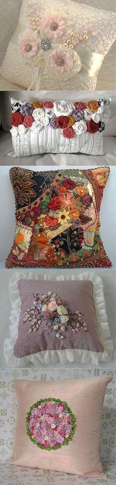 Красивые подушки своими руками | подушки | Постила