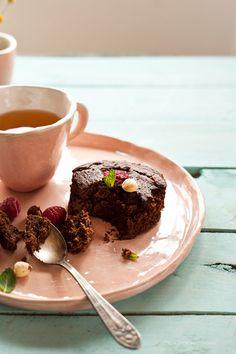 Tarjeta d embarque: Brownie sin gluten #singluten