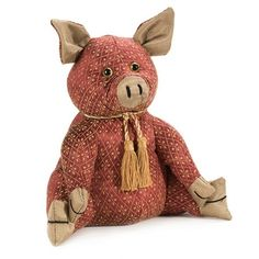 Decorative Doorstops, fabric animal and farmyard designs Sewing Toys, Sewing Crafts, Sewing Projects, Dora, Fabric Animals, Farm Yard, Door Stop, Craft Shop, Softies