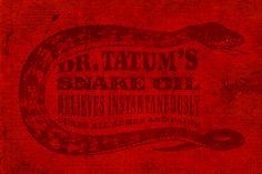 Dr. Tatum's Snake Oil. Car Salesman, Out Of My Mind, Snake, The Cure, Mindfulness, Oil, Babies, Illustration, Design