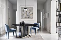 Plinto Table - Meridiani | Tomassini Arredamenti