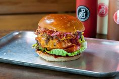 "The Burgers - ""Jose Jose"" Chilli Burger"