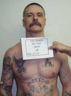 Todd Ashker, convicted killer. Photo: California Department Of Correct, McClatchy-Tribune News Service