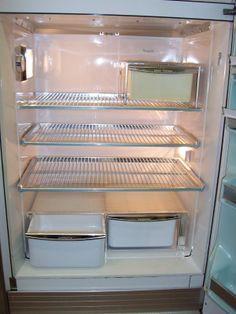 Vintage Frigidaire Imperial Refrigerator Product of General Motors