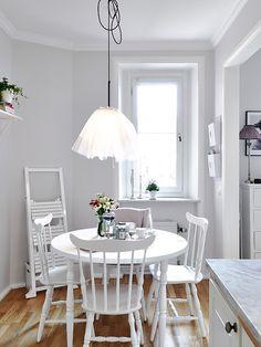 Boho Deco Chic: Ideas low cost y almacenaje de un piso sueco