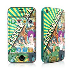 futurama iphone 4s case | Fotos no vinculantes. iPhone no incluido.