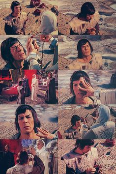 Spock:Hey thanks for almost considering me a true Vulcan, everybody. Sorry that I'm too gay for kohlinarVulcans:Well, what can you doSpock:Anyway remember how my dad rattled you all up by marrying a humanVulcans:Yes. Yes that was certainly an EventSpock:Haha guess what this is my new human bondmateVulcans:Alright, that's enough, who the hell do you think you are anyway? We're trying to run a planet hereSpock:He is Jim Kirk thoughJim Kirk:[sparkles]Vulcans:...Vulcans:True