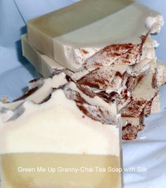 Chai Tea Silk Soap