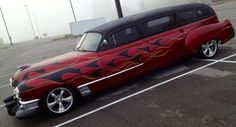 1949 Chopped Hearse