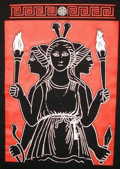 The last day of the month belongs to Hecate, and this will be my final Goddess Sunday (for now) .. It is my act of devotion and honor to Her.