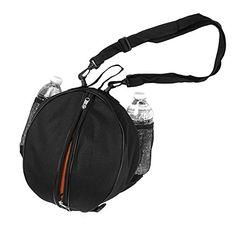 a7da7e05c8c0 FoRapid Size 7 295 Basketball Bag Soccer Ball Football Volleyball Softball Sports  Ball Bag Holder CarrierAdjustable