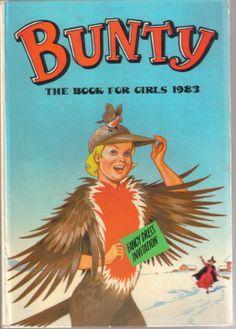 Bunty annual 1983