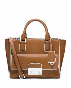 MICHAEL Michael Kors  Medium Audrey Satchel.
