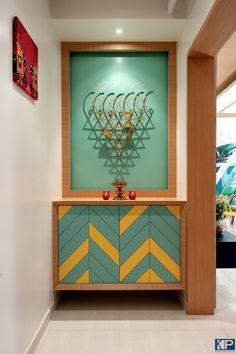 Living Room Partition Design, Living Room Tv Unit Designs, Room Partition Designs, Pooja Room Design, Foyer Design, Home Room Design, Lobby Design, Indian Room Decor, Ethnic Home Decor