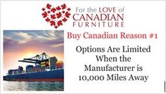 Share the LOVE of Canadian Furniture - Smitty's Fine Furniture Share The Love, Fine Furniture