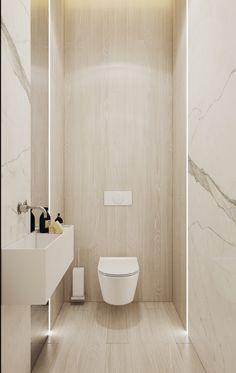 New bathroom accessories design tile ideas Toilette Design, Downstairs Bathroom, Bathroom Layout, Bathroom Ideas, Bathroom Remodeling, Remodeling Ideas, Bathroom Design Luxury, Modern Bathroom Design, Bad Inspiration