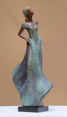 BRONZE Human Sculpture, Sculptures Céramiques, Art Sculpture, Pottery Sculpture, Abstract Sculpture, Ceramic Clay, Art Forms, New Art, Sculpting