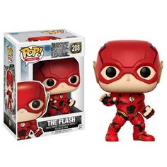 Figurine Pop! Justice League The Flash