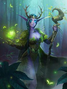 world of warcraft classic gold buy - world of warcraft classic gold - World Of Warcraft Druid, Art Warcraft, World Of Warcraft Characters, Fantasy Character Design, Character Inspiration, Character Art, Elfa, Illustration Fantasy, Elf Druid
