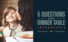 Do you sit at the table as a family for meals?