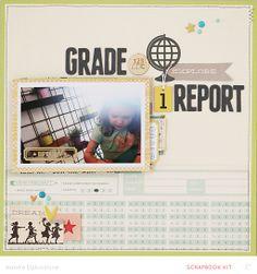 Grade 1 Report by natalieelph at @Studio_Calico #SCcoppermountain