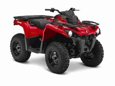 """New 2015 Can-Am Outlander L 500 ATVs For Sale in Florida. 2015 Can-Am Outlander L 500, Outlanderâ""""¢ L 500"""